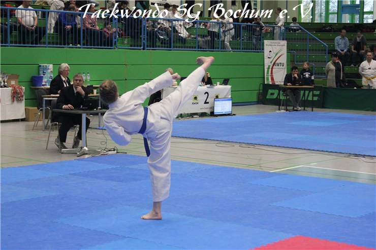 Newcomer Cup in Wuppertal